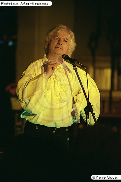 Patrice Martineau