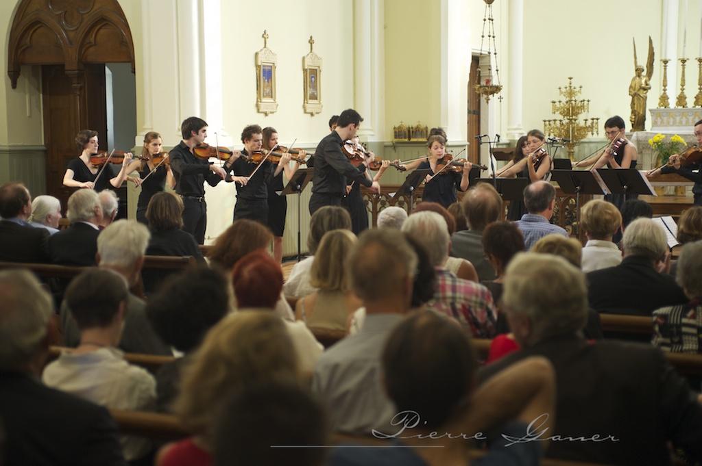 hopital de fourviere - concert