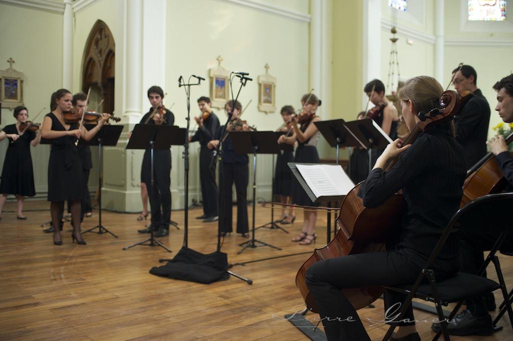 hopital de fourviere - orchestre