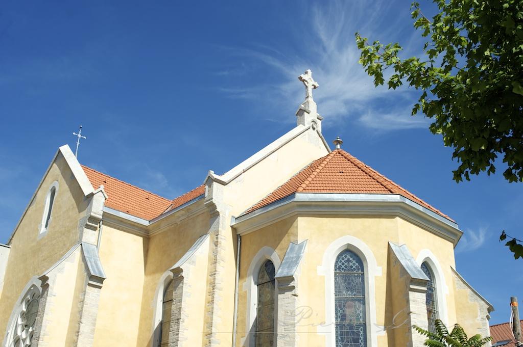 hopital de fourviere - chapelle