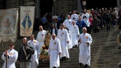Saint Joseph : procession 1er mai 2012