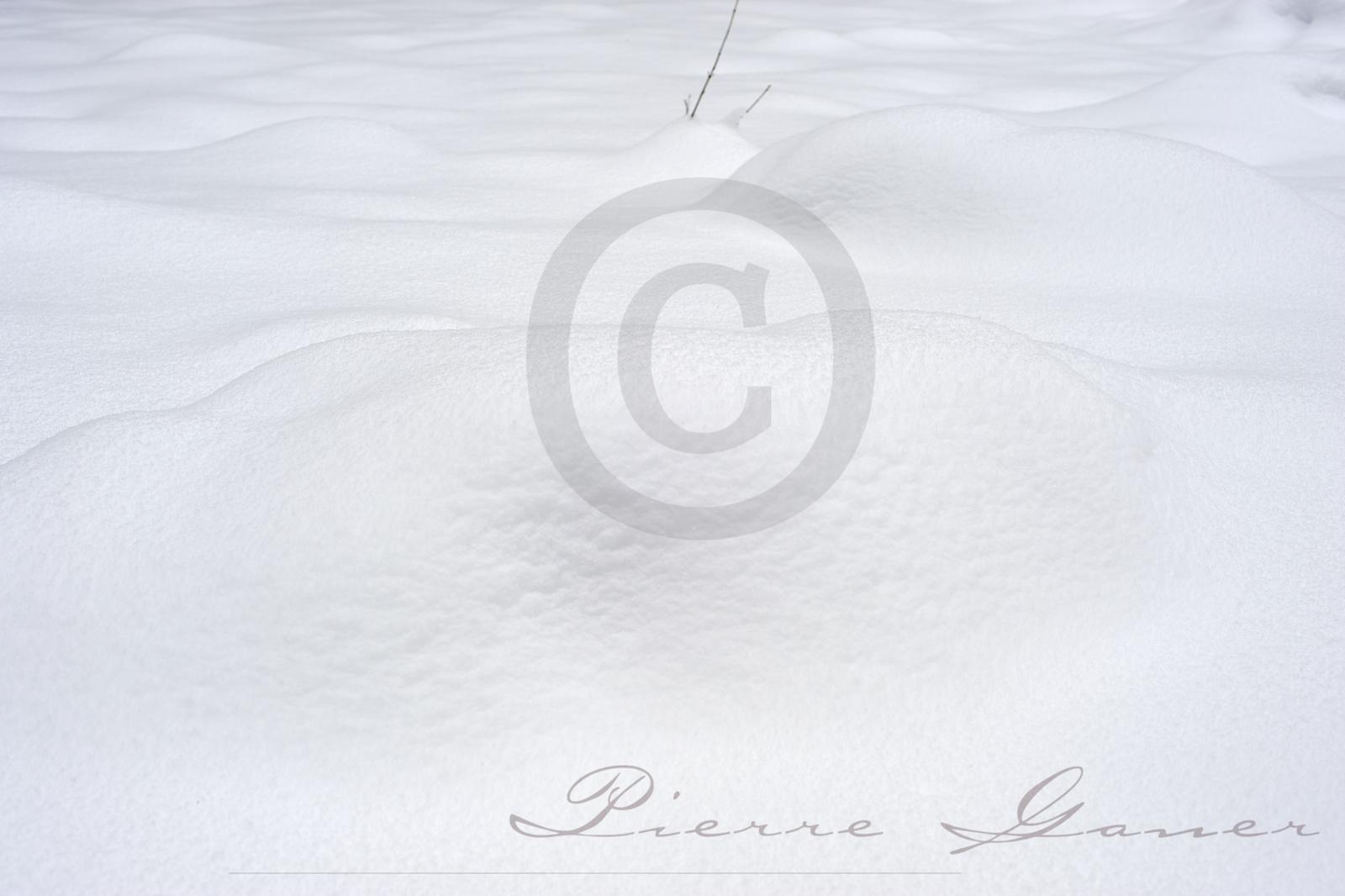 Il neige en Velay