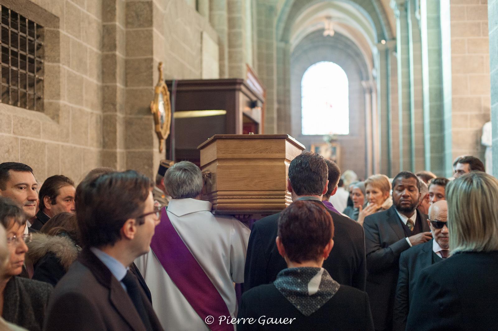 A Dieu Monseigneur Brincard